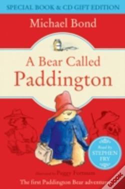 Wook.pt - A Bear Called Paddington