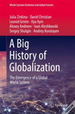 Wook.pt - A Big History Of Globalization