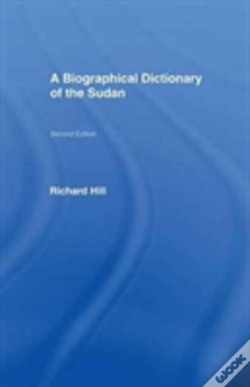 Wook.pt - A Biographical Dictionary Of The Sudan