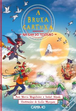 Wook.pt - A Bruxa Cartuxa Na Ilha Do Tesouro