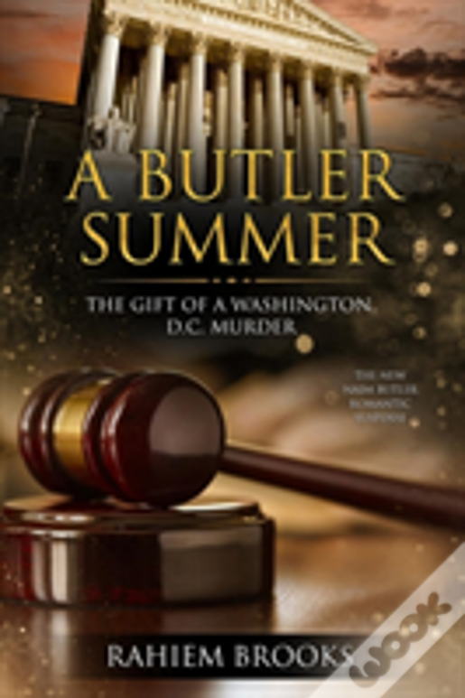 A Butler Summer: A Naim Butler Romantic Suspense  (Butler Series Book 2)