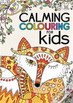 A Calming Colouring Book For Kids