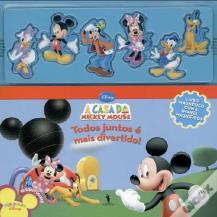 A Casa do Mickey Mouse - Todos Juntos é mais Divertido