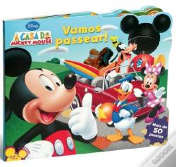Wook.pt - A Casa do Mickey Mouse - Vamos Passear!