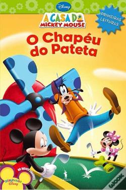 Wook.pt - A Casa do Mickey Mouse - O Chapéu do Pateta