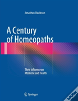 Wook.pt - A Century Of Homeopaths