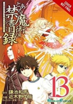 Wook.pt - A Certain Magical Index, Vol. 13 (Manga)