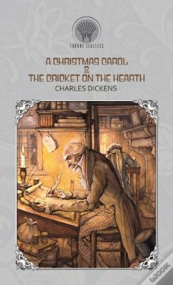 Wook.pt - A Christmas Carol & The Cricket On The Hearth