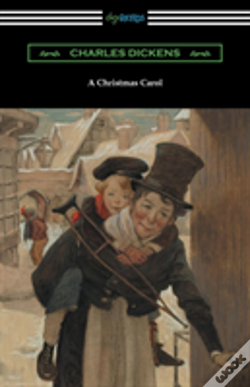 Wook.pt - A Christmas Carol (Illustrated By Arthur Rackham With An Introduction By Hall Caine)