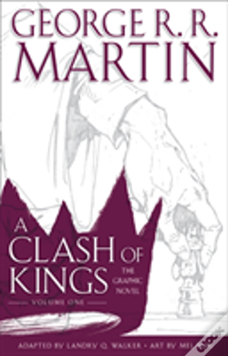 Wook.pt - A Clash Of Kings: Graphic Novel, Volume One