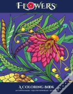 A Coloring Book (Flowers)
