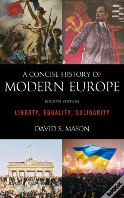 Wook.pt - A Concise History Of Modern Europe