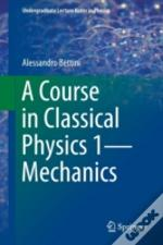A Course In Classical Physics 1-Mechanics