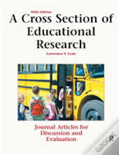A Cross Section Of Educational Research
