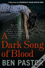 A Dark Song Of Blood