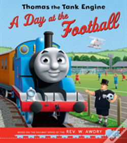 Wook.pt - A Day At The Football For Thomas The Tank Engine