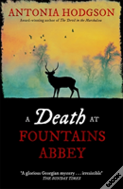 Wook.pt - A Death At Fountains Abbey