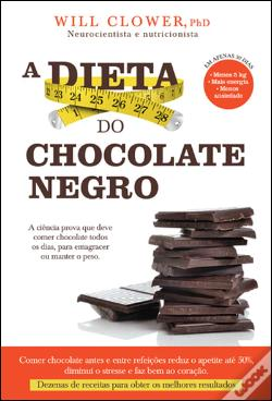 Wook.pt - A Dieta do Chocolate Negro