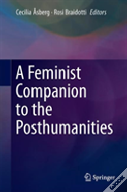 Wook.pt - A Feminist Companion To The Posthumanities