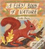 A First Book Of Nature
