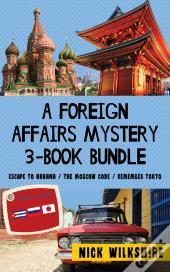 A Foreign Affairs Mystery 3-Book Bundle