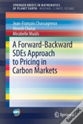 A Forward-Backward Sdes Approach To Pricing In Carbon Markets