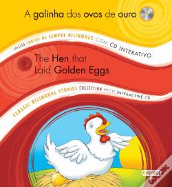 Wook.pt - A Galinha dos Ovos de Ouro / The Hen That Laid Golden Eggs