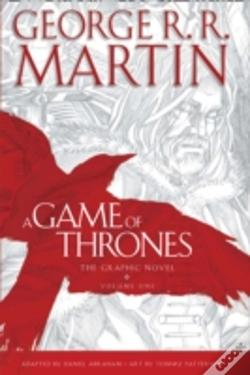 Wook.pt - A Game Of Thrones Graphic Novel