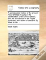 A Genealogical History Of The Present Ro