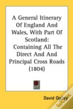 A General Itinerary Of England And Wales