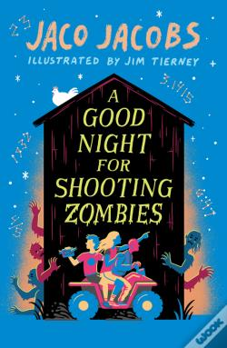 Wook.pt - A Good Night For Shooting Zombies