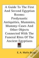 A Guide To The First And Second Egyptian