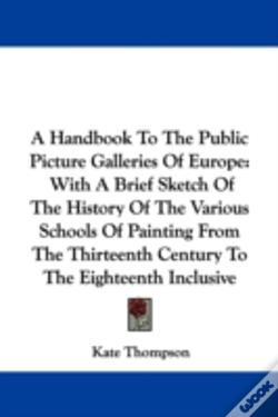 Wook.pt - A Handbook To The Public Picture Galleri