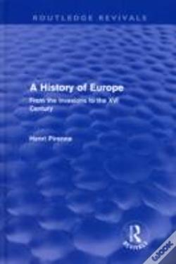Wook.pt - A History Of Europe