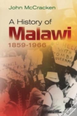 Wook.pt - A History Of Malawi
