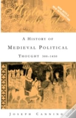 Wook.pt - A History Of Medieval Political Thought