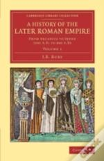 A History Of The Later Roman Empire