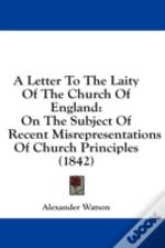 A Letter To The Laity Of The Church Of E