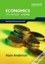 A Level Economics For Edexcel Teaching And Assessment Pack