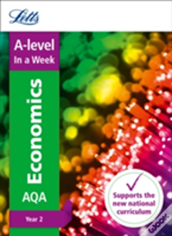 Wook.pt - A-Level Economics Year 2: In A Week