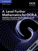 A Level Further Mathematics For Ocr Statistics Student Book (As/A Level)