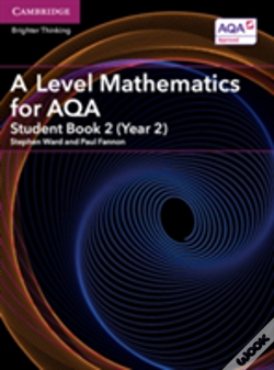 Wook.pt - A Level Mathematics For Aqa Student Book 2 (Year 2)