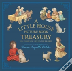 Wook.pt - A Little House Picture Book Treasury: Six Stories Of Life On The Prairie