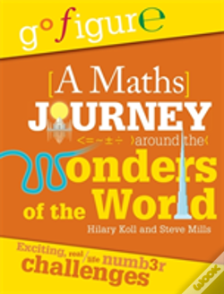 Wook.pt - A Maths Journey Around The Seven Wonders Of The World