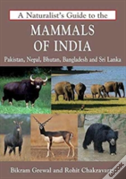 Wook.pt - A Naturalist'S Guide To The Mammals Of India