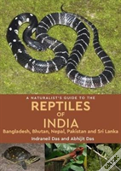 Wook.pt - A Naturalist'S Guide To The Snakes Of India