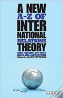 Wook.pt - A New A-Z Of International Relations Theory