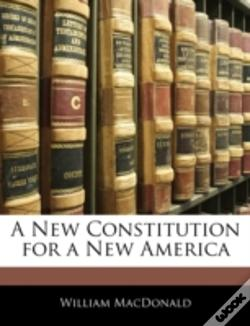 Wook.pt - A New Constitution For A New America