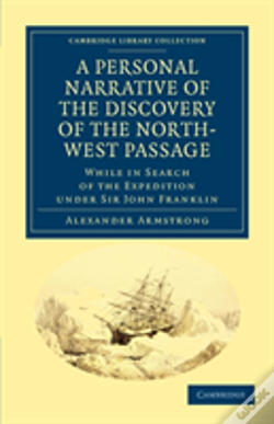Wook.pt - A Personal Narrative Of The Discovery Of The North-West Passage