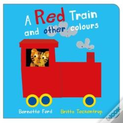 Wook.pt - A Red Train And Other Colours